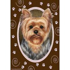 Paws Garden Flag - Yorkshire Terrier Yorkie Pup 171081