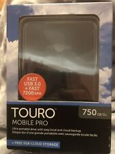 Hitachi Touro Mobile Pro 750GB