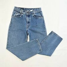Levis 550 Womens High Waisted Jeans Relaxed Fit Student 29 x 30 Vintage size 28