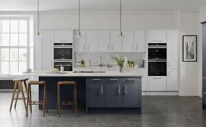 Brompton Faux In-frame, Burbidge Kitchen units & doors, Rigid Built Kitchens