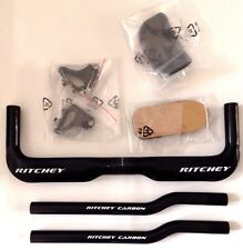 Ritchey WCS Hammerhead base bar 31.8mm x 380mm + s-bend extensions