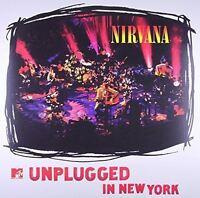 Nirvana - MTV Unplugged in New York - New 180g Vinyl LP 12' + MP3 Factory Sealed