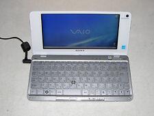 Sony Vaio VGN P70H P Series Lifestyle UMPC Intel Atom 1.33GHz 80GB HDD 2GB RAM