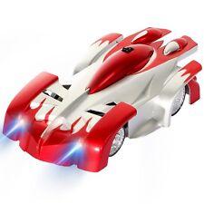 4CH RC Trepador Coche Teledirigido Escalar la Pared carrera Rojo cargardor  USB