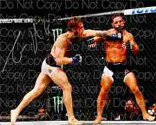 Conor Mcgregor signed UFC MMA Champion 8X10 photo picture poster autograph RP