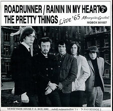 "THE PRETTY THINGS 7"" Roadrunner / Rain In My Heart  (Merseysides Greatest) Live"