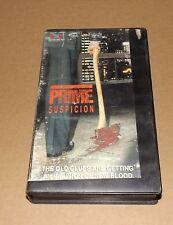 Prime Suspicion vhs video 1987 AMERICAN HOME VIDEO Wendy Crewson David Ferry
