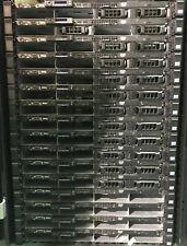 LOT OF (10) DELL POWEREDGE R410 SERVER W/ E5620 2.4GHZ QC SAS6/IR