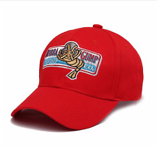 Bubba Gump Shrimp CO. Baseball Cap Company Running Jog Hat Forrest Costume New
