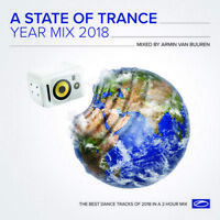 State Of Trance Year Mix 2018 - Armin Van Buuren (CD New)