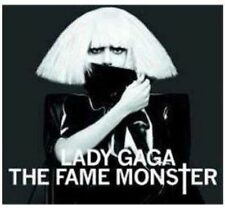 LADY GAGA - The Fame Monster - CD (2009) / 2CD Set EU Issue Remixes