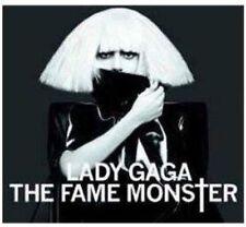 LADY GAGA The Fame Monster 2CD BRAND NEW