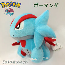 "Salamence Legendary Pokemon Plush Soft Toy Bohmander Dragon Stuffed Animal 6"""