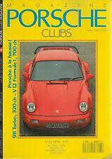 PORSCHE CLUBS 33 1990 24H DU MANS 959 964 TURBO 3.3 944 TURBO CUP 550 RS SPYDER