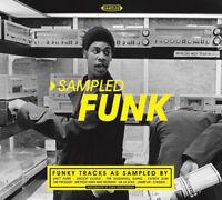 "Various Artists : Sampled Funk VINYL 12"" Album 2 discs (2019) ***NEW***"