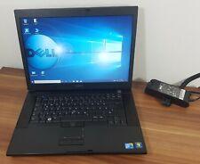 Business Notebook Dell Latitude E6500 2x3.06GHz 4GB Wlan Cardreader Win 10 Pro