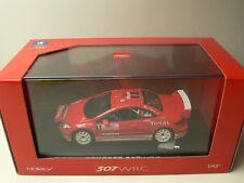 PEUGEOT 307 WRC #8 MONTE CARLO 2005 NOREV 473793 1:43