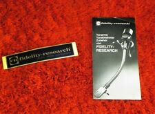 Fidelity Research prospetto-fr-7, MC 702, fr-66, 64s, 66fx, 64fx, agt-5x, xf-1