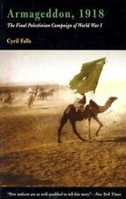 Armageddon 1918 : The Final Palestinian Campaign of World War I by Cyril...