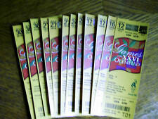 Olympic Ticket unused Atlanta 1996 non Sporting events - BAVARIAN RADIO SYMPH
