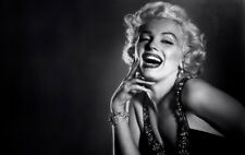 NEW LARGE MARILYN MONROE FAMOUS POP ICON PICTURE ART PRINT PREMIUM POSTER