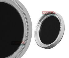 37mm 760nm Infrared Infra-red  Pass X-Ray IR Lens Filter Optical Glass 37 mm