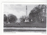 """*Postcard-""""Soldiers and Sailors Monument"""" (dedicated 1893)...Athens, Ohio (#95)"""