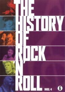 History Of Rock 'N' Roll 4   New sealed dvd