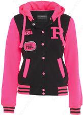 NEW GIRLS JACKET COAT HOODEd FLEECE Girls CLOTHING AGE 7 8 9 10 11 12 13 PINK