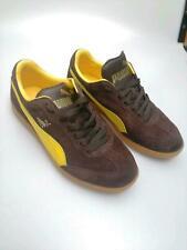 Puma Liga Sneaker 40.5 // Braun Gold 7