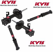 Front Struts And Rear Shocks Complete KIT KYB Excel-G fits Nissan Sentra 07-12