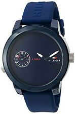 Tommy Hilfiger Casual Watch Cool Sport Blue Mens 1791325