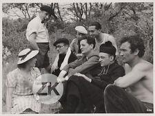 MARCEL PAGNOL Giono La FEMME DU BOULANGER Tournage R. CORBEAU Photo 1938