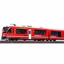 KATO 10-1318 Rhatische Bahn Bernina Express Basic 5-Car Set N Scale w/ Tracking