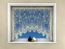 Rideaux et cantonnières voilages à motif Floral polyester pour la maison