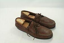 Mens West Marine Comfort Original Upper Leather Boat Deck Casual Loafer Shoes 13