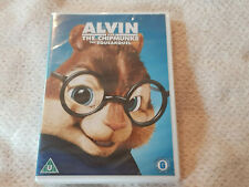 DVD Alvin And The Chipmunks 2 -The Squeakquel Family Icons [DVD] [2019] NEW