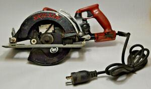 Skilsaw HD77 Worm Drive 13 Amp 7-1/4-Inch Corded Skillsaw HD77 type 17 code 72