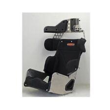 Kirkey 7016011 Racing Seat Cover - Black Tweed - Fits 70160