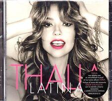 Latina * by Thalía (CD, May-2016, Sony BMG)