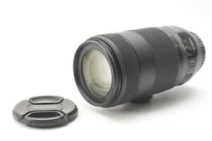 Canon EF 70-300mm f/4-5.6 IS II Nano USM Lens - With Front and Rear Lens Caps