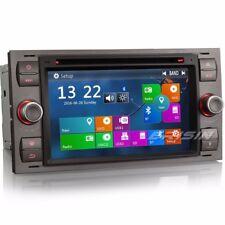 "7"" DAB+ AUTORADIO GPS NAVI FORD C/S-MAX MONDEO GALAXY KUGA FIESTA FUSION Kuga 3G"