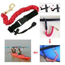 Paddle Leash Fishing Leash Safety Rod Leash Lanyard For for kayak Canoe E0M0