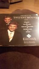 The Everly Brothers - The Best Of The Everly Brothers Live (CD, digipak brand ne