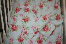 Kath Kidston Double Duvet Cover & 2 Matching Pillowcases Pink Roses 6827