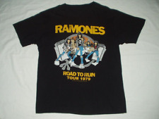 Vintage Ramones Road To Ruin Tour T Shirt Unisex Men's All Size S-234XL A1611