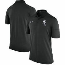 Men's Nike MLB Chicago White Sox Polo Shirt Size M NWT Baseball Gym Fitness