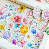 Flowers Plants Scrapbooking DIY Decoration Office School Supplies Stationery