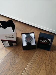 BMW Motorsport ICE Steel -Watch Chrono Armbanduhr Neu & OVP