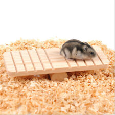 Pet Supplies Rabbit Hamster Seesaw Gerbil Rat Mouse Exercise Playing Climb Toy B